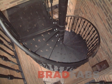 Manufacturer Of Spiral Staircases
