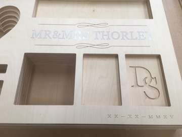 Bespoke MDF Board Shaping Services
