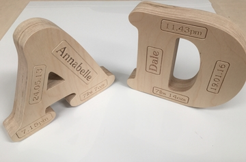 Bespoke Woods CNC Cutting Services