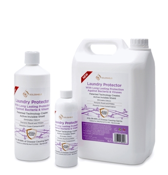 Laundry Protector (Anti Bacterial and Anti Viral) For Hospitals