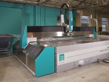 Aerospace Waterjet Cutting Services