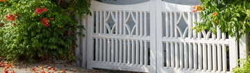 Providers of Wooden Open Style Gates