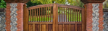 Providers of Wooden Mixed Panel Gates