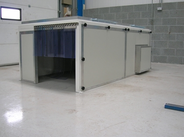 Nationwide Suppliers Of SP Acoustic Enclosure Panels