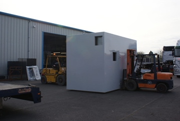 Nationwide Suppliers Of Acoustic Plant Rooms