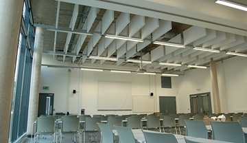 Nationwide Suppliers Of TBS Acoustic Baffles