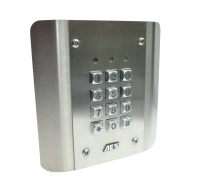 AES Stand Alone Keypad - Stainless Architectural