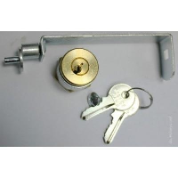 CAME Lock cylinder with release lever 119RIG060