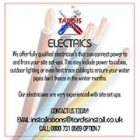 Electrical Solutions For Outdoors Lighting On Construction Sites In Leicestershire