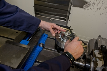 Precision Components Manufacturing Services