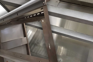 In-House Welded Fabrication Services Essex