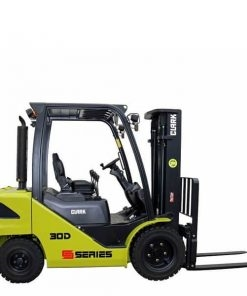 Nationwide Supplier Of Used Gas Fork Lift Trucks