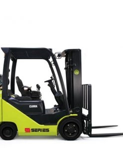 Compact Forklifts Trucks With LPG Drive
