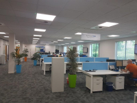 Office Fit Out Service Wiltshire