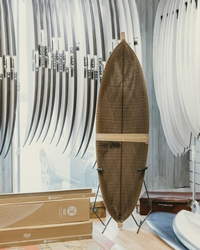 Sustainable Cardboard Packaging For Boardsports