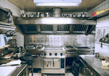 Commercial Kitchen Extraction Services Greater London