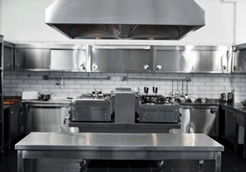 Specialists In Customised Kitchen Extractors