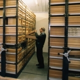 Mobile Shelving Systems For Museum