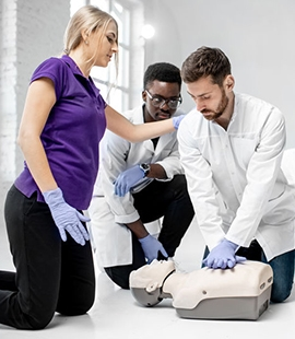 First Response Emergency Care Training Courses Durham