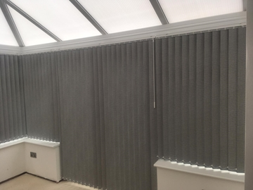 Classic Style Vertical Blinds
