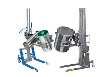Suppliers of Mobile Lifters for Food Sector