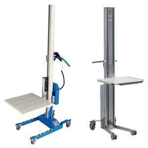 Suppliers of Mobile Lifters for Pharmaceutical Sector