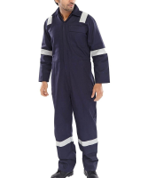 Click Flame Retardant Coverall Nordic Design (CFRBSND)