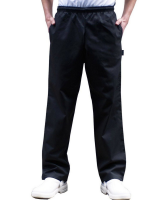 Dennys Fully Elasticated Chefs Trousers (DC18B)
