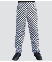 Dennys Check Chefs Trousers (DC28)