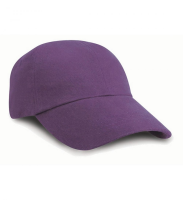 Result Low Profile Heavy Brushed Cotton Cap (RC24)