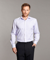 Disley Mens Tailored Fit Striped Shirt