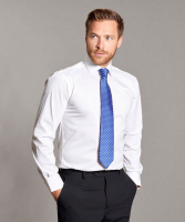 Disley Mens Stretch Tailored Fit Shirt
