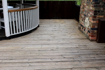 Decking Cleaning Services Kent