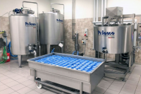 Large Scale Dairy Processing & Packing Solutions For Yoghurt