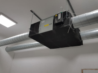 Installers of Fresh Air Ventilation Systems (VAM units)