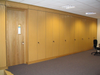 Storage Walls for Offices Basingstoke