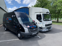 Full Articulated Vehicle Trailer Training And Testing In Aldershot