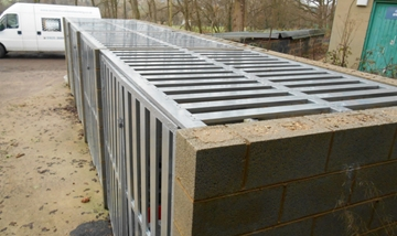 Manufacture Of Architectural Cladding Systems