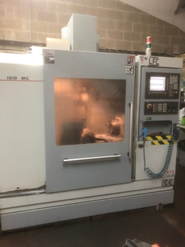 Sub-contract CNC Milling Services Isle of Wight