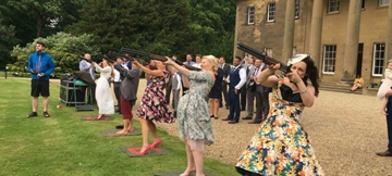Corporate Summer Parties Specialists Worcestershire