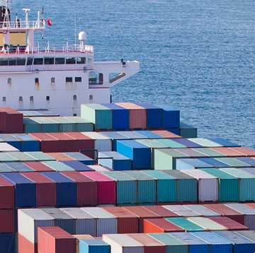 Full Container Load Sea Freight Services