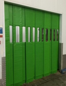 Thermal Strip Curtains