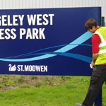 UK Sign Installation Services