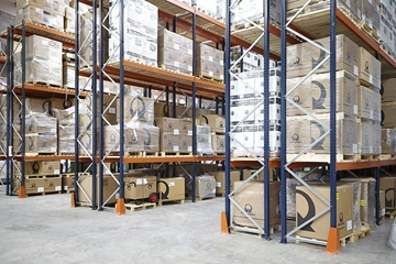 Warehouse Racking Suppliers In The West Midlands