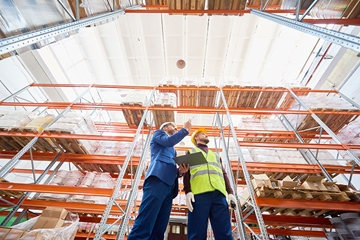 Pallet Racking Inspections West Midlands