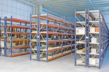 Longspan Shelving Systems Installers West Midlands