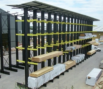 Custom Cantilever Racking Solutions