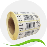 Cost Effective Pre-Printed Labels
