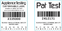 Portable Appliance Testing Labels In Liverpool