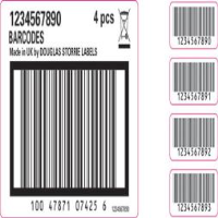 Barcode Labels In Blackpool